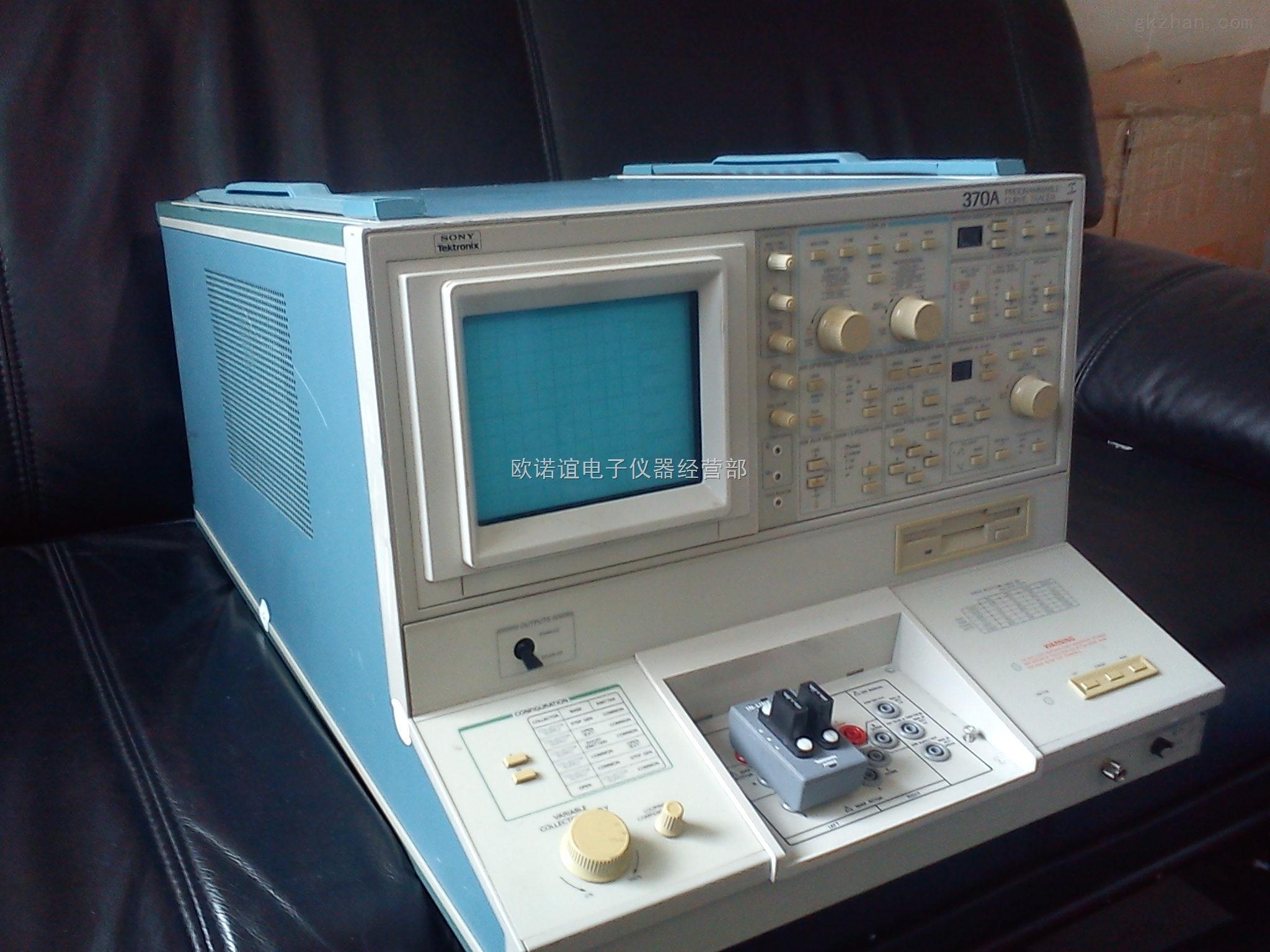 tek370a tek370晶体管测试仪