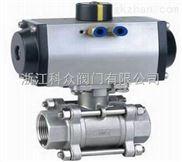Q661Y-气动浮动式硬密封焊接球阀