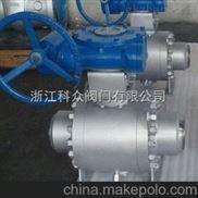 Q67Y-100LB-美标高压固定式硬密封焊接球阀