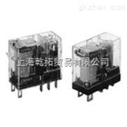 omron微型功率继电器选型规格MY4N-GS