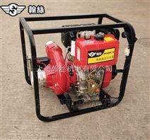 园林4寸柴油机水泵价格