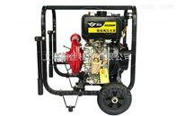 HS20HP手推式手抬式2寸柴油机高压水泵