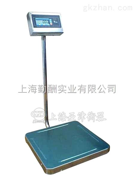 供应100公斤防水电子计重台秤