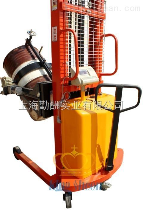 上海1吨防爆手动倒桶秤勤酬直接报价