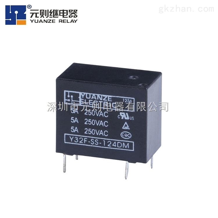24v电路板继电器-y32f