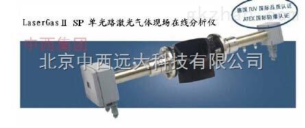 单光路激体现场在线分析仪 型号:LaserGas ii sp 库号:M287803