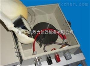 橡胶塑料薄膜体积表面电阻率试验仪