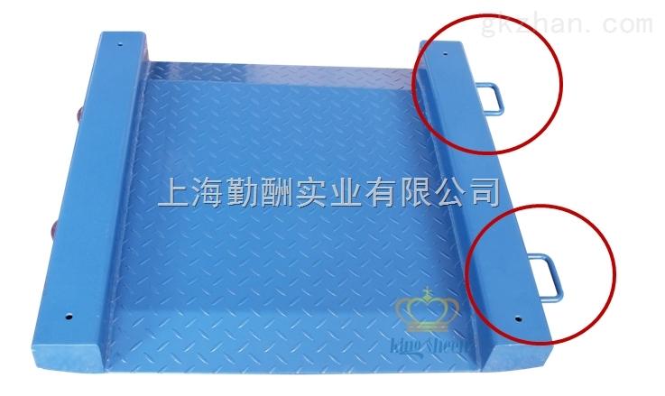 防爆电子磅秤-超低单层碳钢电子秤