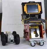 CCTV管道内窥检测爬行机器人