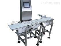 缺件检测皮带检重秤 食品厂分选检重电子秤