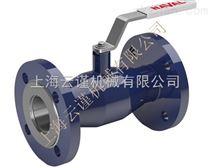 原装进口naval焊接球阀naval ball valve