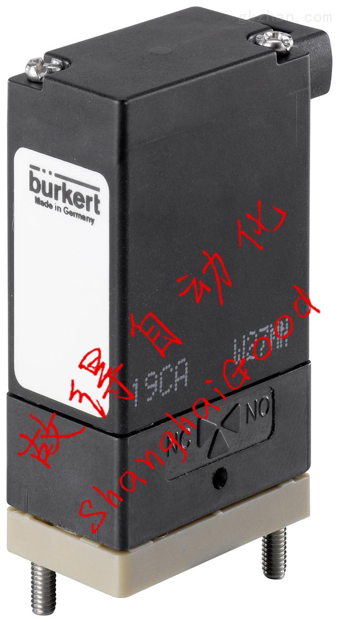 burkert 0127医用电磁阀