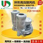 25KW双段式高压漩涡气泵