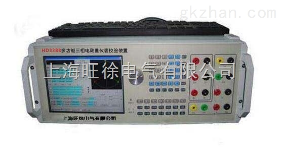 hd3388多功能三相电测量仪表校验装置