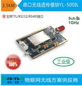 无线数传模块YL-500IL串口透传模块