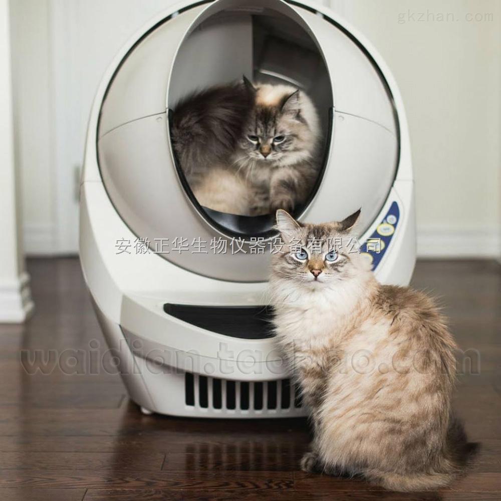 智能猫砂盆、全自动猫厕所、智能猫厕所