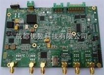 千兆网数据采集,信号处理模块