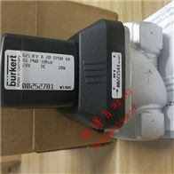 burkert6213EV 00252781电磁阀