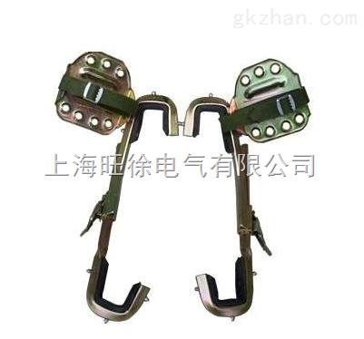 电力电工脚扣脚爬 8-16米杆专用脚扣