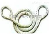 双环安全绳 白色 安全绳