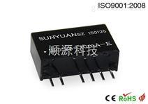二线制隔离变送器IC新品 两线制信号小体积低成本隔离IC:ISOS系列.
