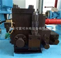調速器液壓裝置組合閥