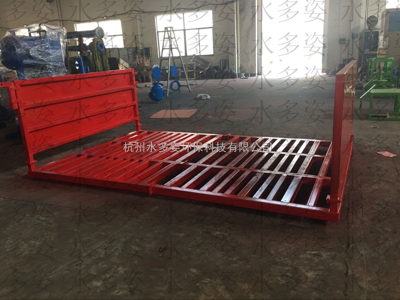 涿州全自动工地工程车洗车机经销商