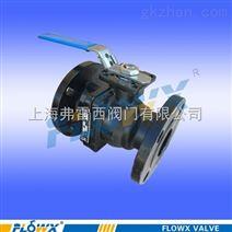 涡轮碳钢球阀,手动碳钢三通球阀