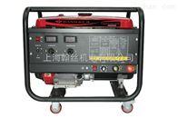 HS250-A汽油焊机焊5.0焊条带6.5KW汽油发电机