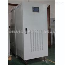 三相380v全自动无触点稳压器48KW高精度可控硅稳压器60kva