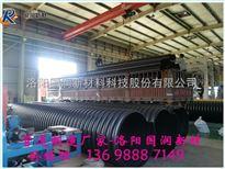 国润新材1000钢带波纹管