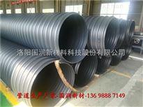 DN300-3000钢带增强波纹管批发