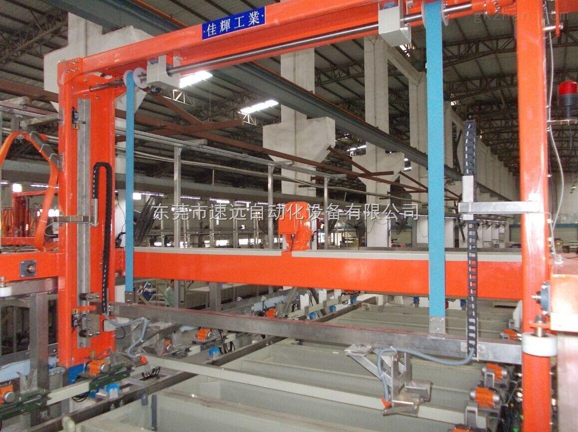 印制电路板生产设备(pcb设备) pcb传统龙门电镀线