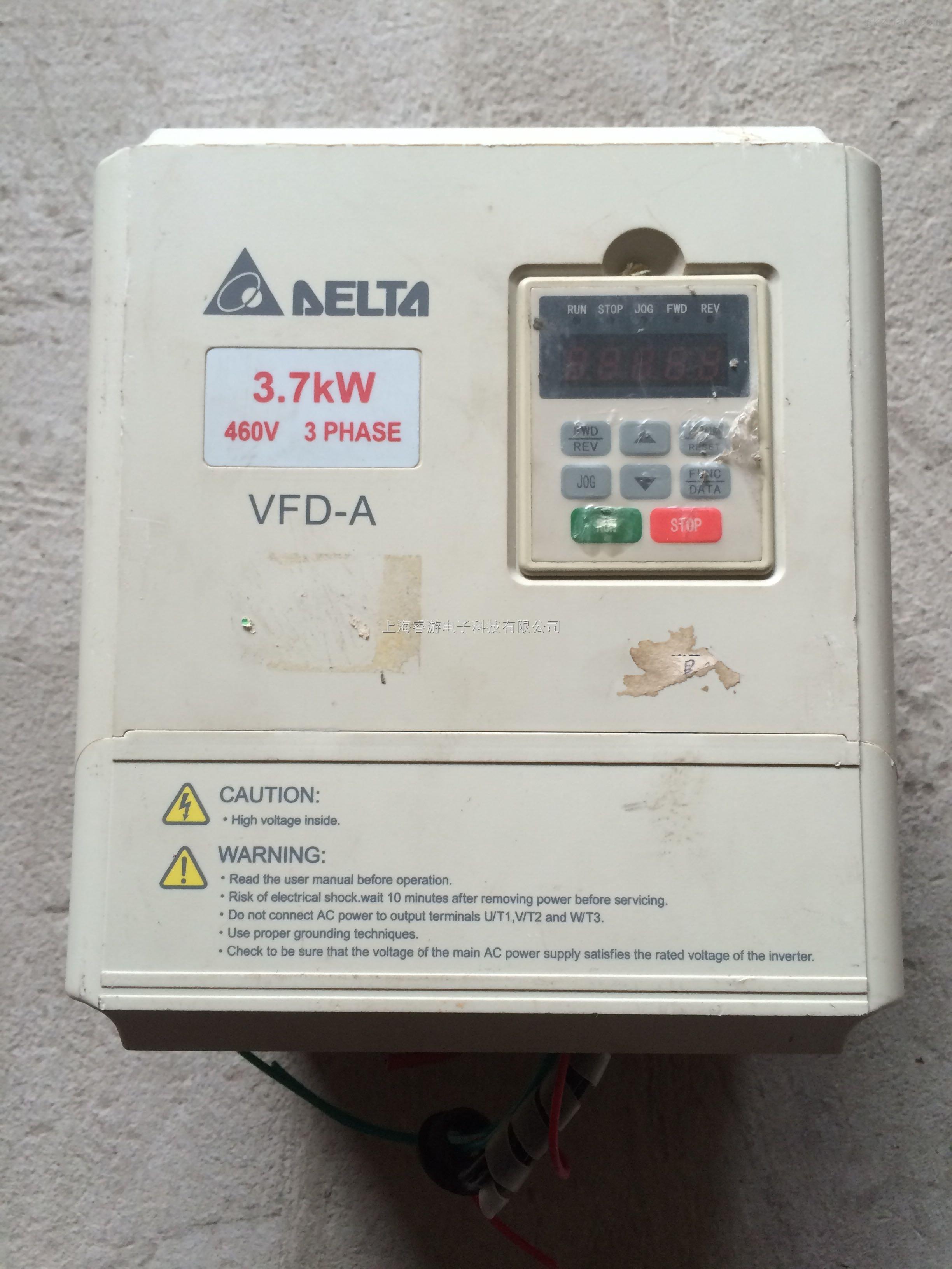 台达变频器VFD-P系列维修价格
