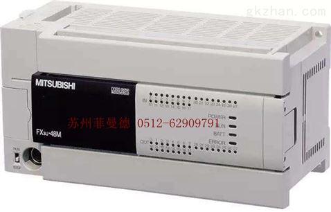 fx3u-48m三菱伺服控制器三菱plc 原装正品