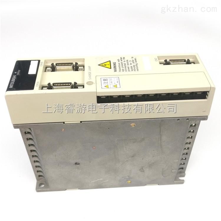 上海三菱伺服驱动器维修 MR-J3-200A
