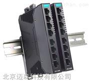 Moxa SDS-3008摩莎8口导轨式网管型智能以太网交换机Moxa SDS-3008