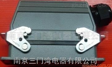 南京三门湾供应HDC-HE010-1重载连接器