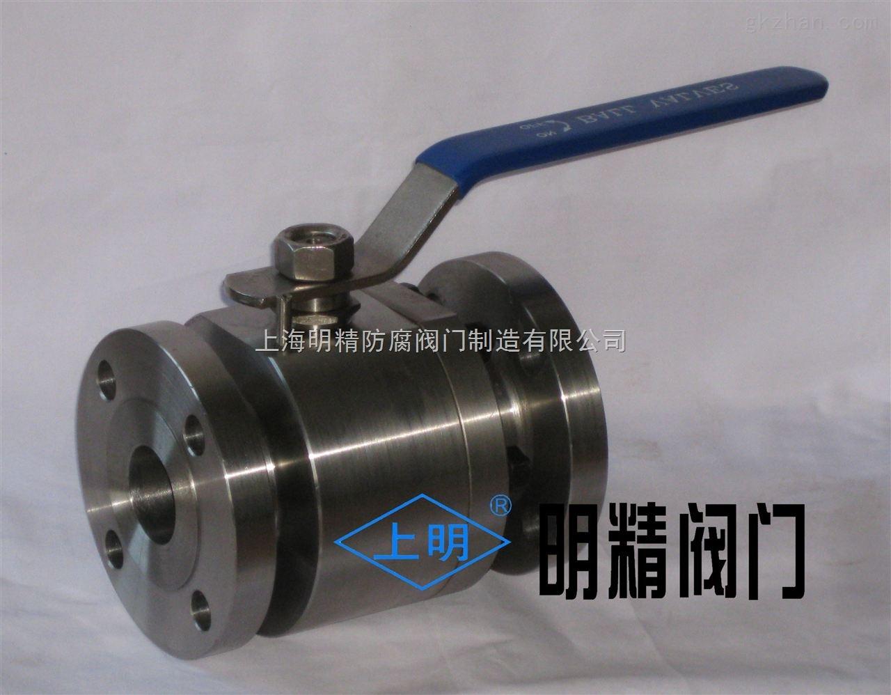 q41n系列q41n-160p高压锻钢球阀 精小型三段式球阀 不锈钢高压球阀图片