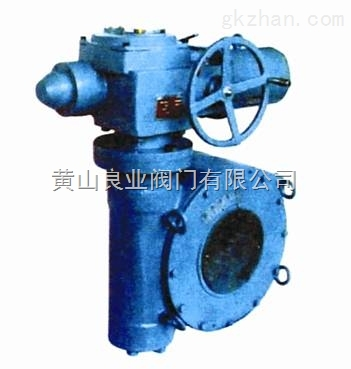 SHQ系列贯流式水轮机手电动调速器