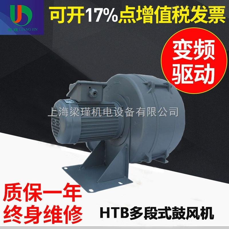 原装中国台湾全风HTB多段式鼓风机