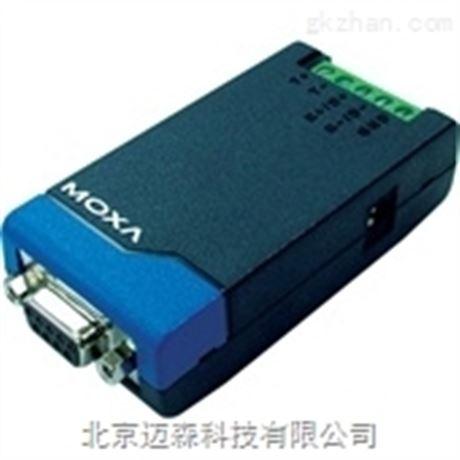 moxa半双工接口转换器