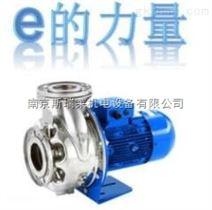 赛莱默意大利罗瓦拉水泵ESHS卧式不锈钢水泵