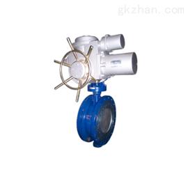 GWX3204系列智能调节型电动硬碰硬旋球阀