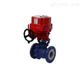 SMQ941F耐腐蚀浮动电动球阀