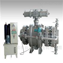 广西智能型液控球阀液压站