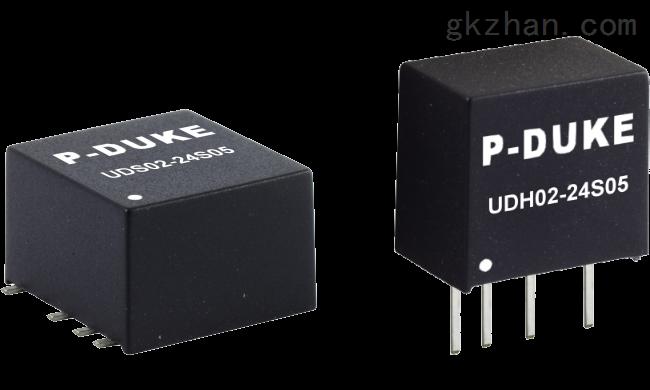 微尺寸模块电源UDS02-05S05 UDS02-05S12