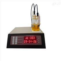 全自动微量水分测定仪 型号:GG212-DT-305