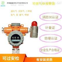 现在乙醇可燃气体报警器都安装吗