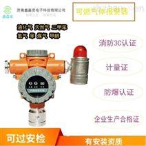 原油可燃气体泄漏报警器安装位置